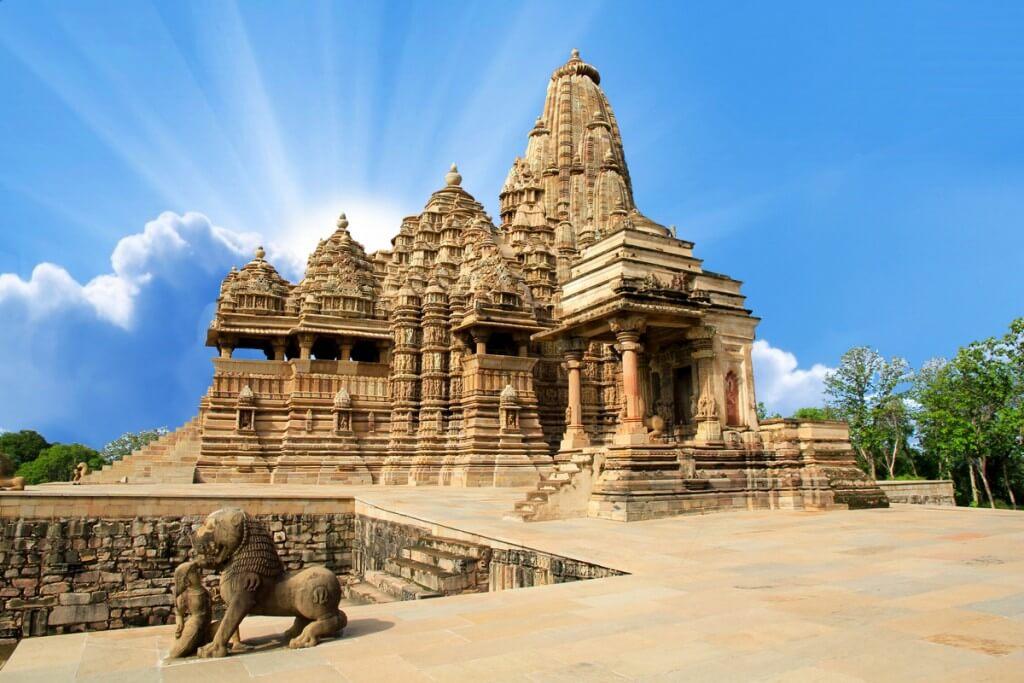 Khajuraho Temples, Madhya Pradesh