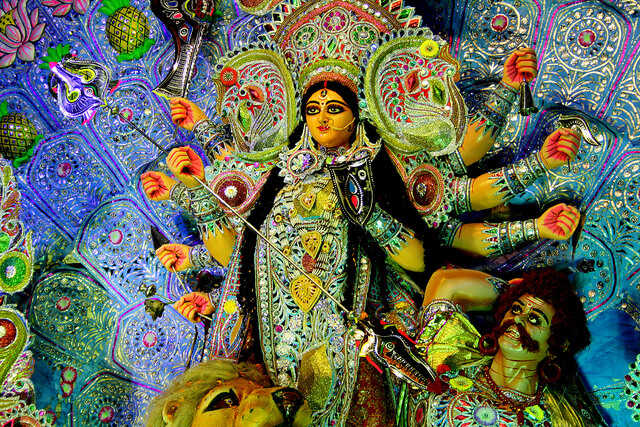 Best places in India for Navratri celebration