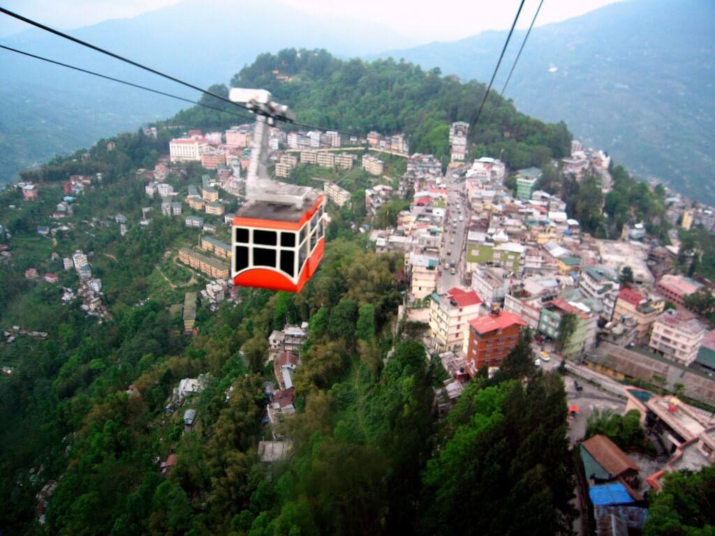 Gangtok -Ropeway