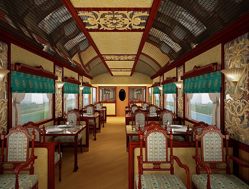Maharaja's Express - Luxury trains in India