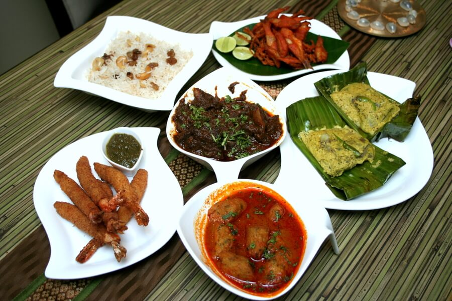Food and Festivities - Durga Puja