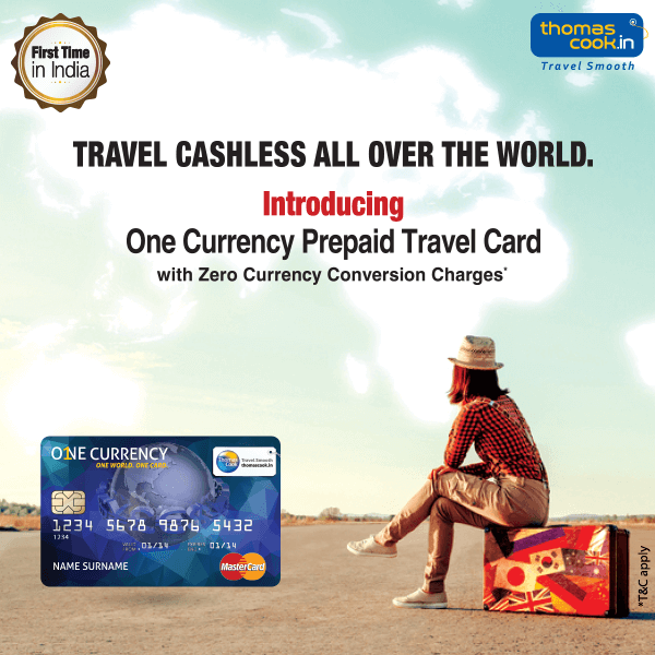Travel Cashless All Over the World - Thomas Cook India Travel Blog