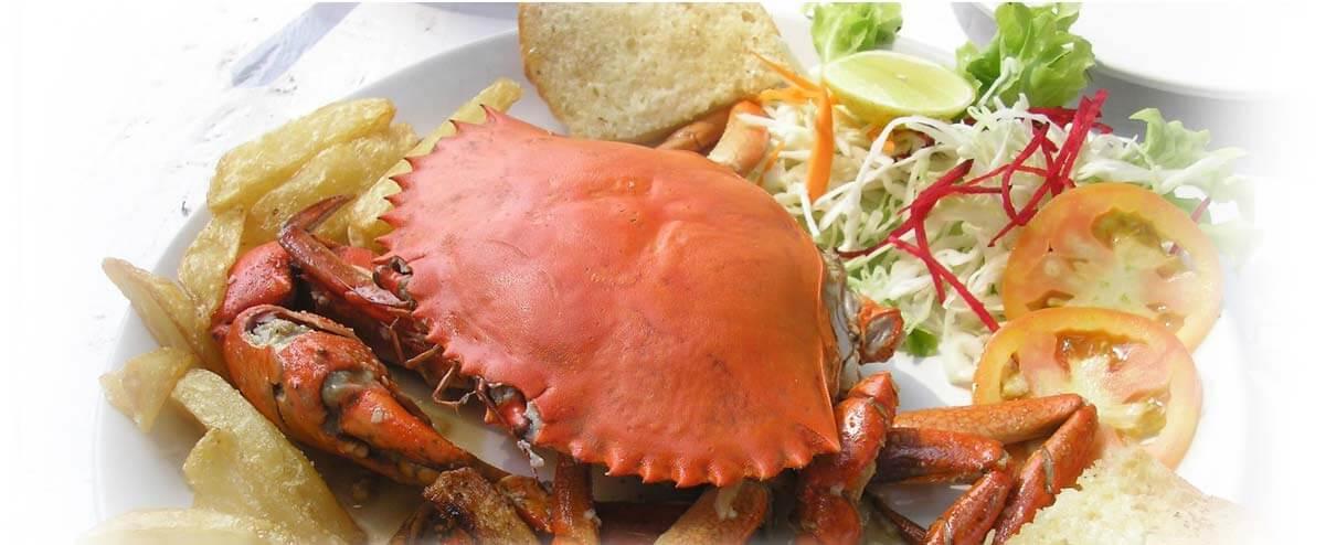 Seafood - Goa