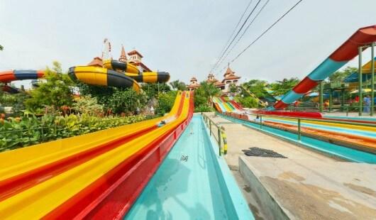 Wonderla-Bangalore, Amusement Park