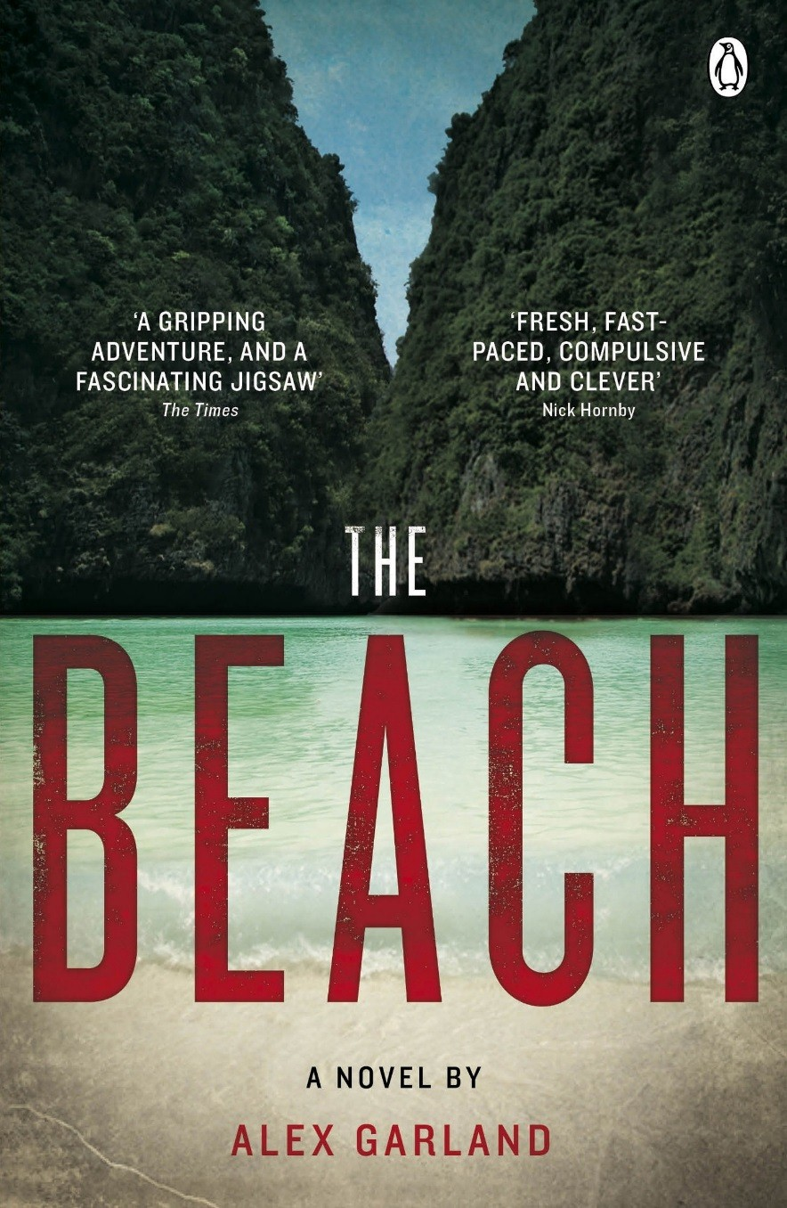 The Beach - Travel Book