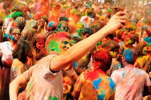 Unique Places to Celebrate Holi in India - Thomas Cook India Travel Blog