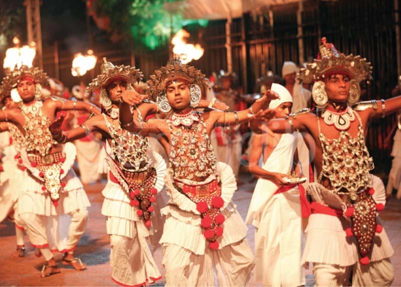 Kadyan Dance Performance