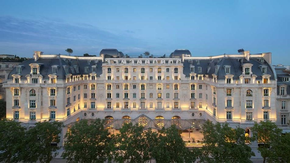 The Peninsula, Paris