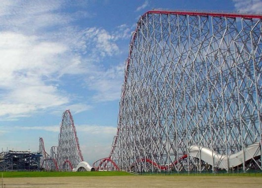 Best Roller Coasters From Around The World - Thomas Cook India Blog