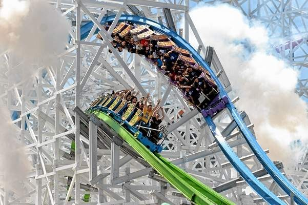 Twisted Colossus (USA