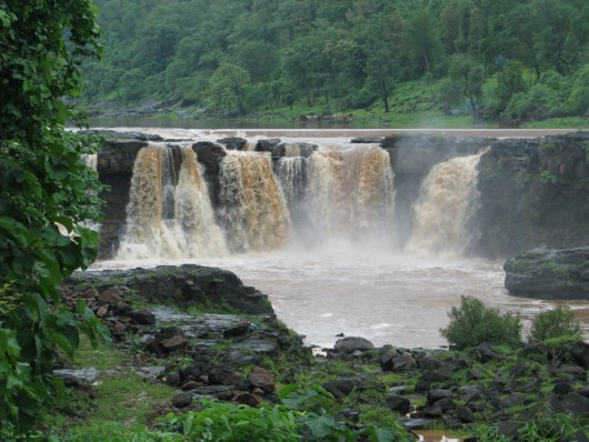 Gira falls - Facts About Gujarat