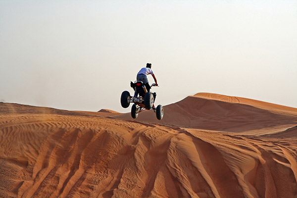 Holiday With A Difference – 15 Offbeat Things to Do in Dubai