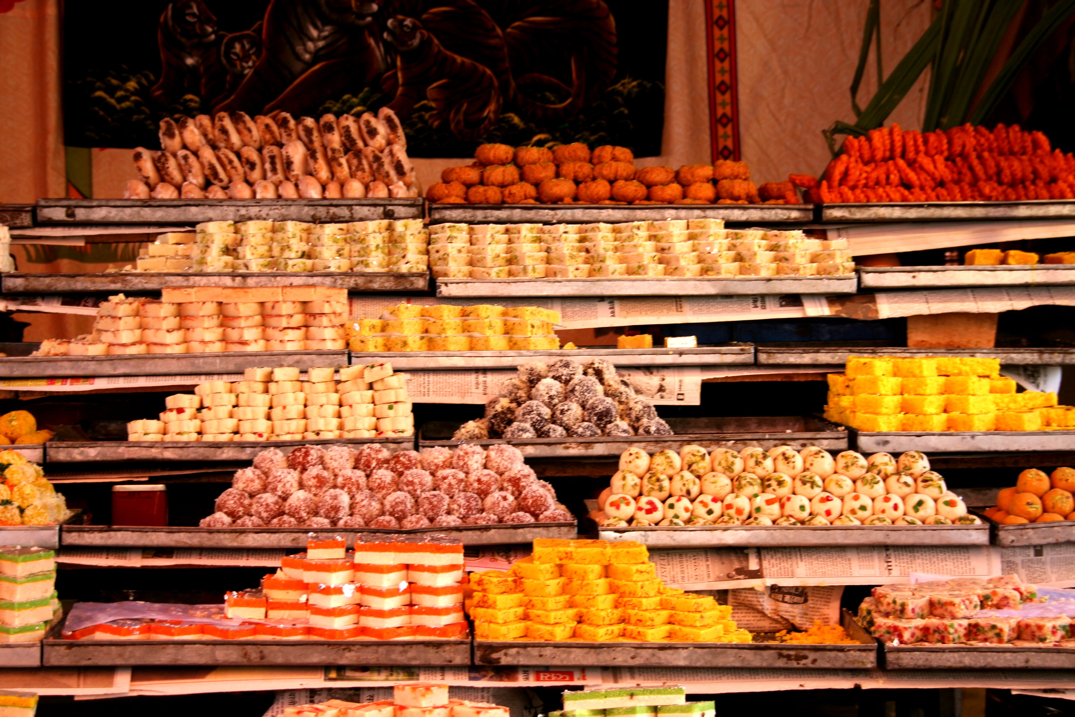 Sweets in Gujarat