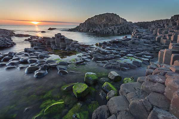 Giants Causeway Beach – Ireland