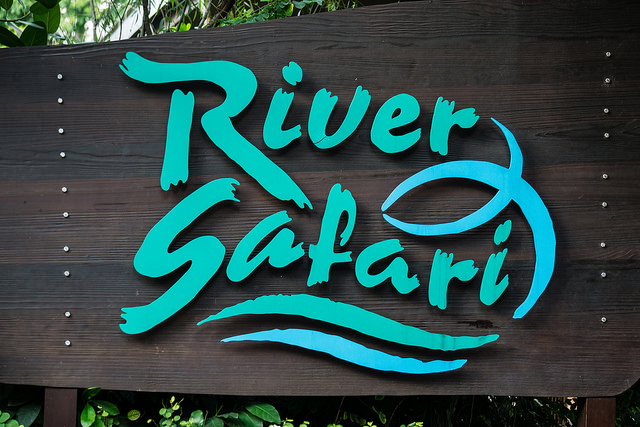 River safari - Singapore
