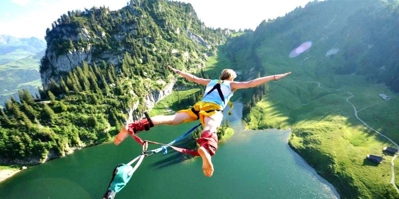 Bungee Jumping - New Zealand