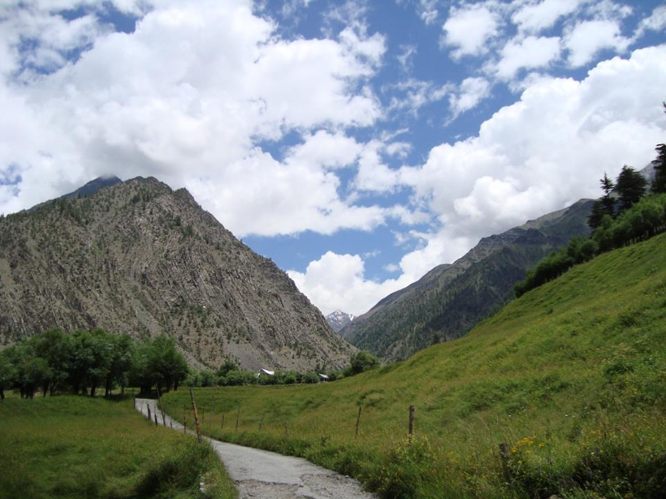 Himachal Scenery