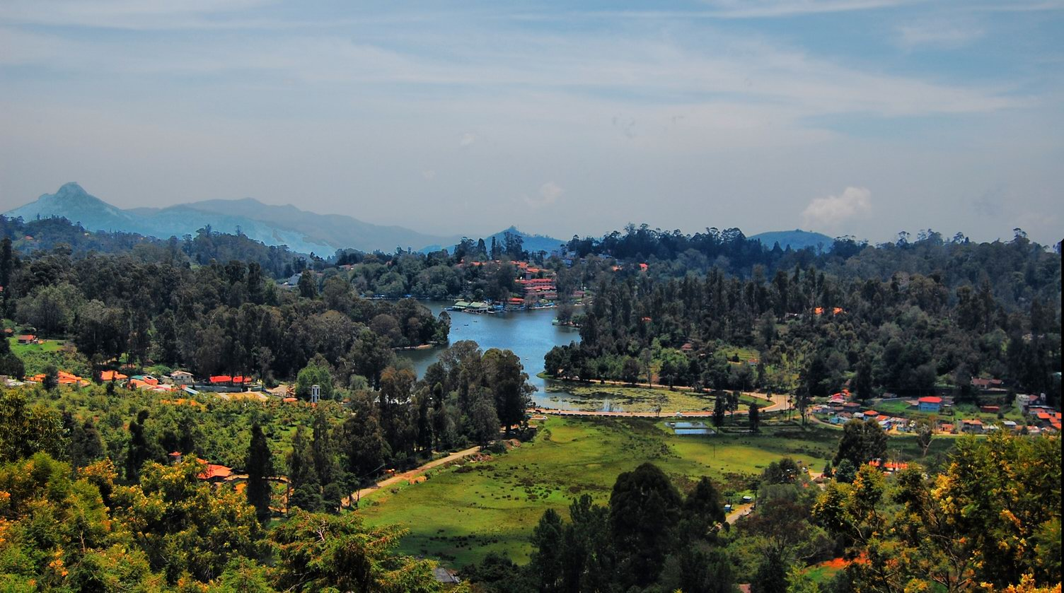 Kodaikanal - Places to Visit in Kodaikanal