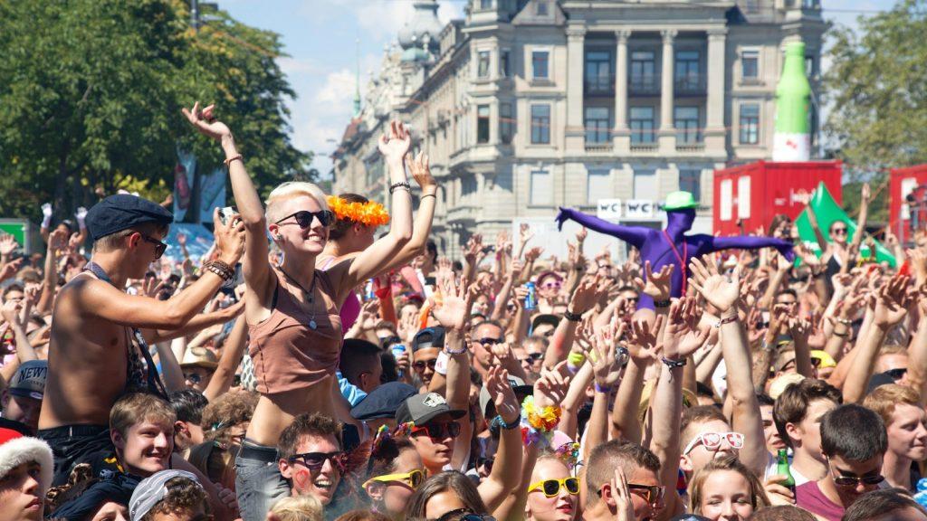 Zurich Grand Parade