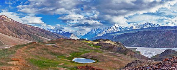 Chandratal Lake - Spiti Valley, Himachal Pradesh