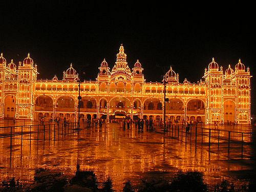 Mysore Palace - Karnataka
