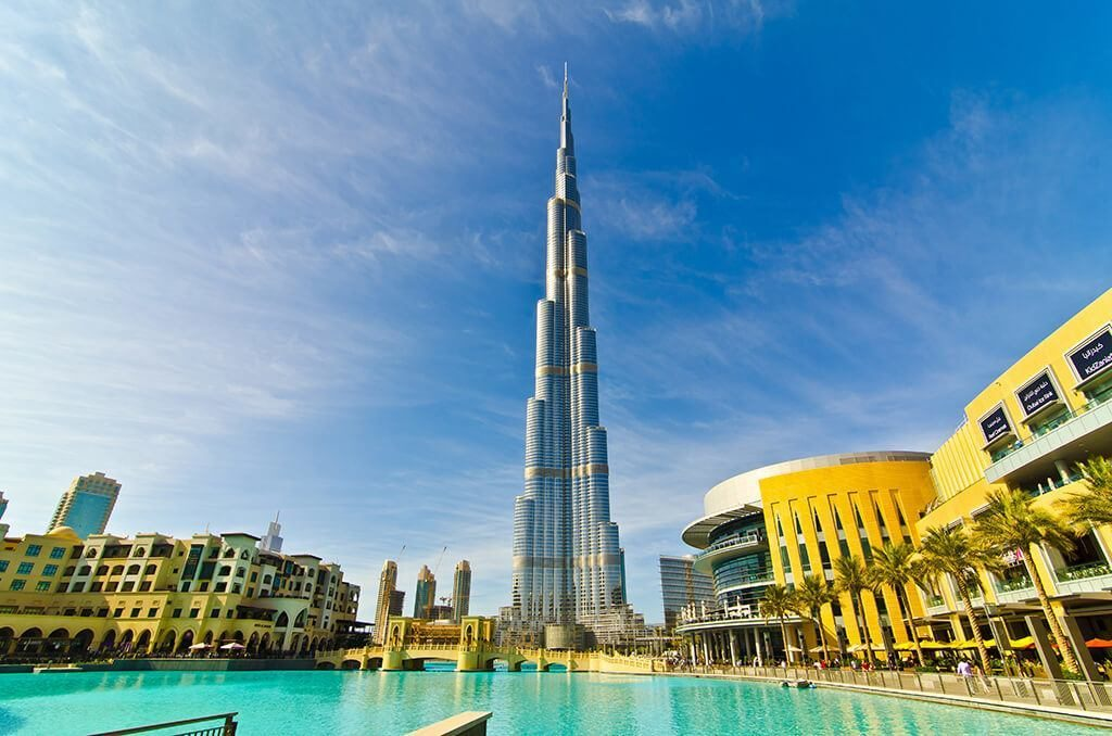 The-Burj-Khalifa