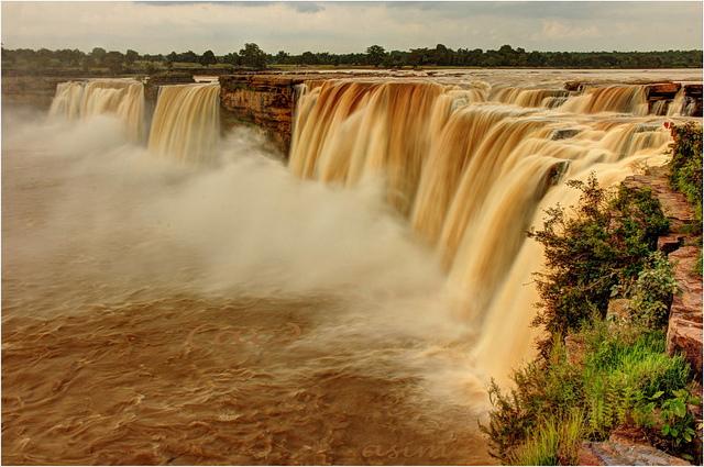 Chitrakoot Falls (Niagara Falls of India) - Chattisgarh