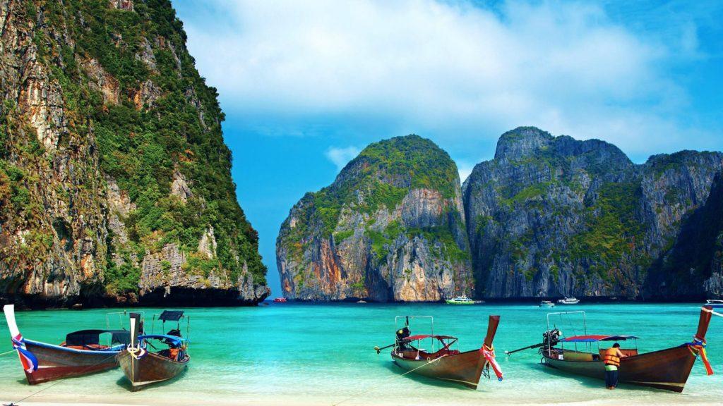 Phi Phi Island-Thailand
