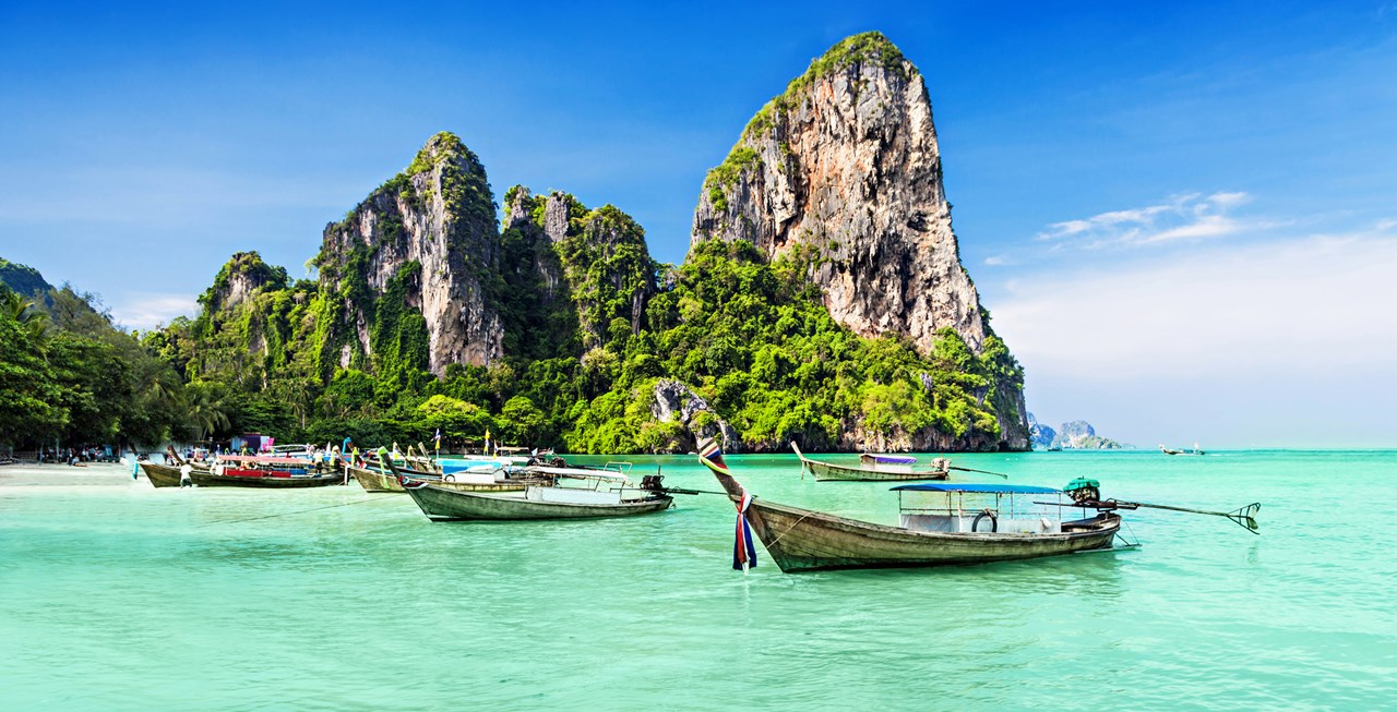 6 Reasons to Plan a Trip to Thailand