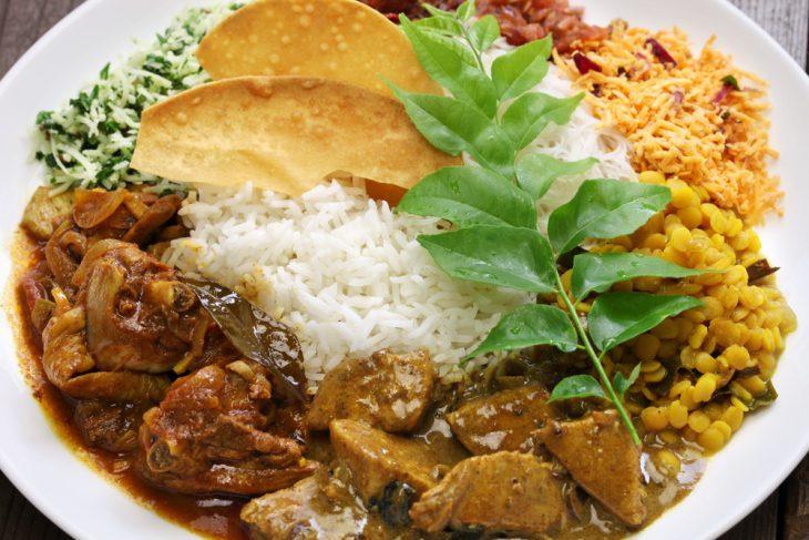 Cuisine - Sri Lanka