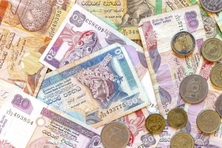 Srilankan currency