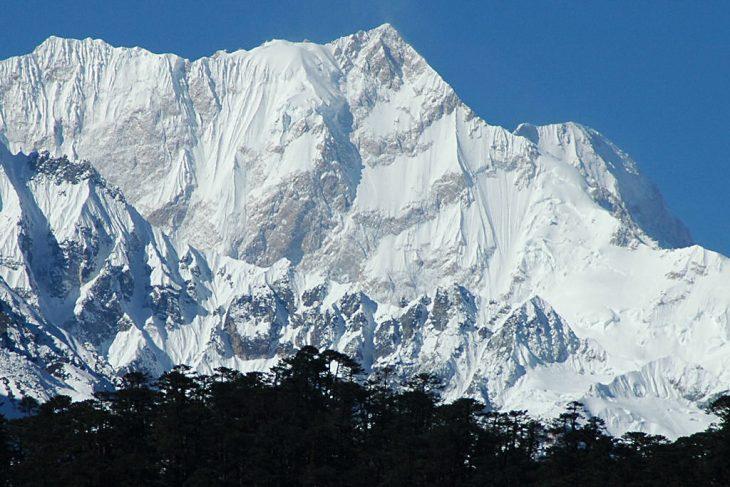 Zemu Glacier Sikkim