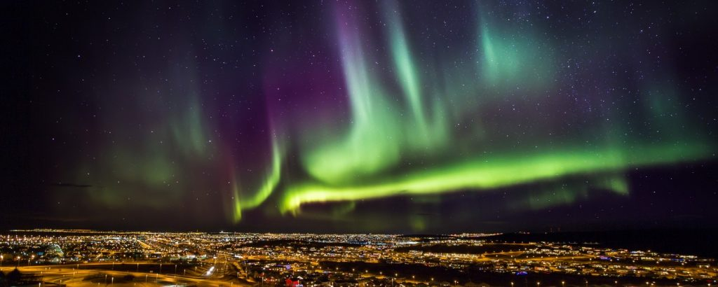 Iceland – Northern Lights