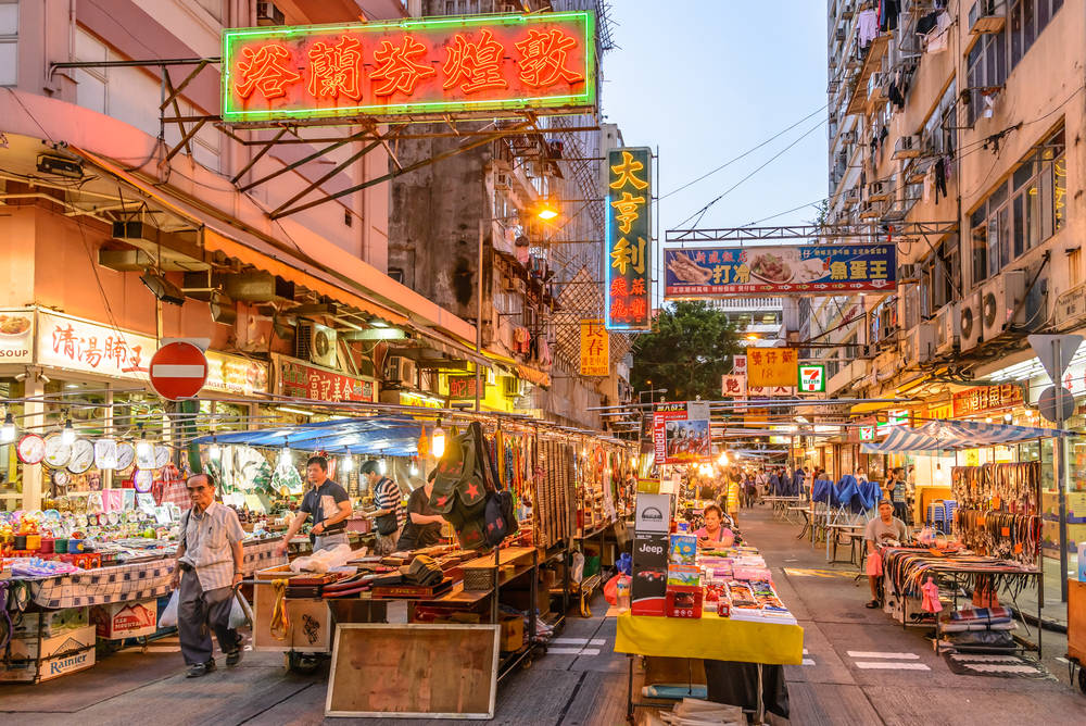 The A to Z of Shopping in Hong Kong
