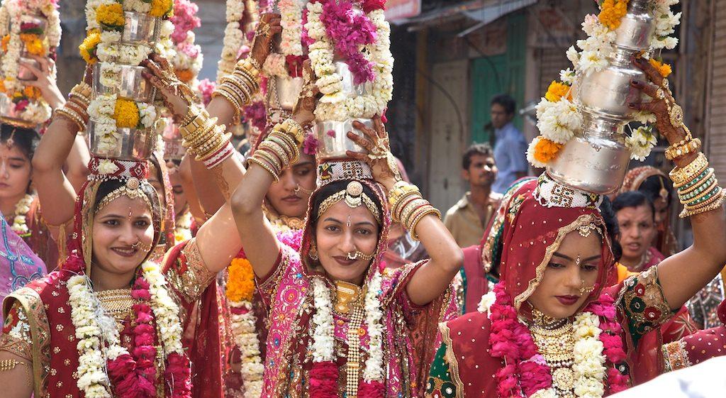 Gangaur Festival - Festivals in Rajasthan