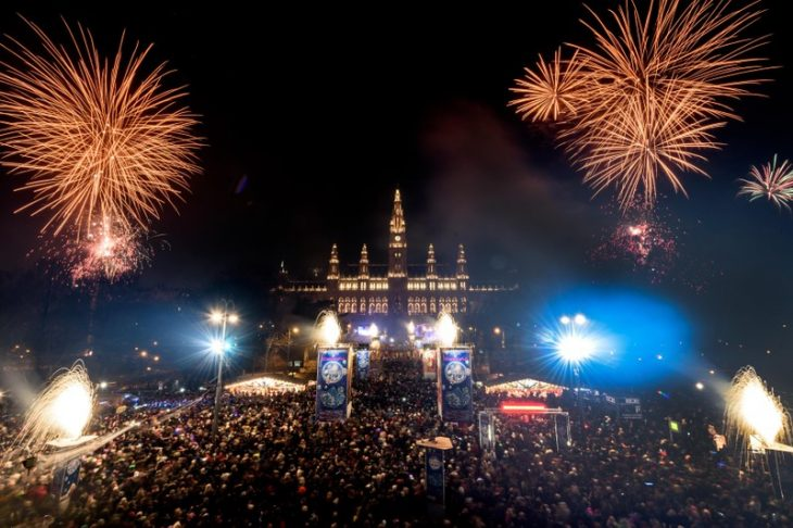 Vienna – Early celebrations