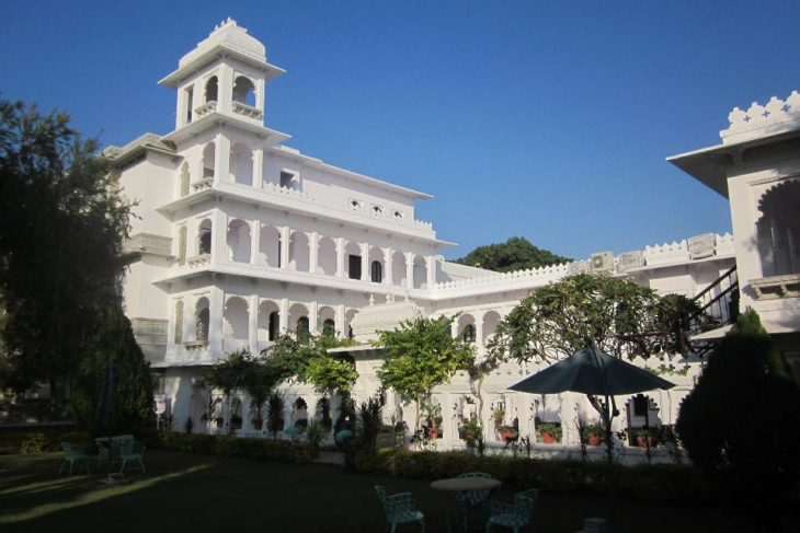 8 Beautiful Palace Hotels in Udaipur that you must visit