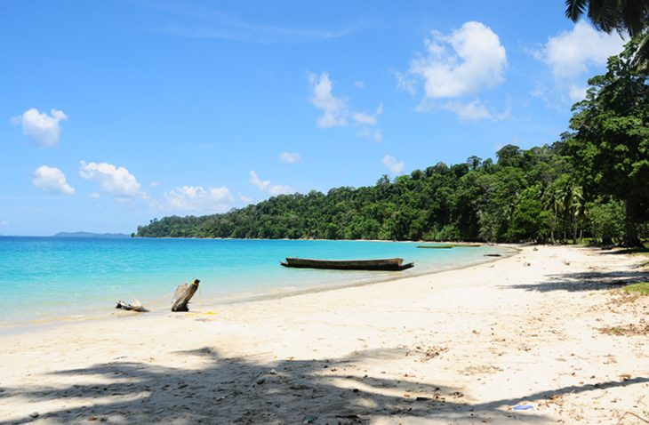 Long Island beach - Andaman holiday