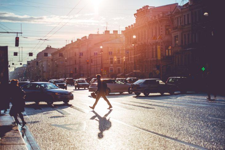 Saint Petersberg - Nevsky Prospect