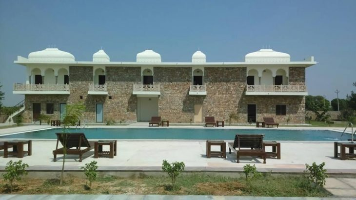 Tiger Heaven Resort, Ranthambore