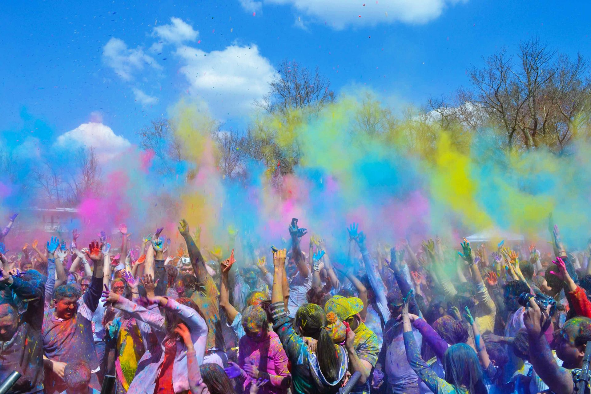 Top Ten Places to Celebrate Holi in India - Thomas Cook India Travel Blog