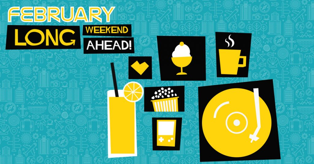 Feb Ka Long Weekend Aa Raha Hai…BHAAGO! - Thomas Cook India Blog