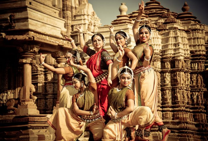 Khajuraho Dance Festival - Indian Cultural Festivals