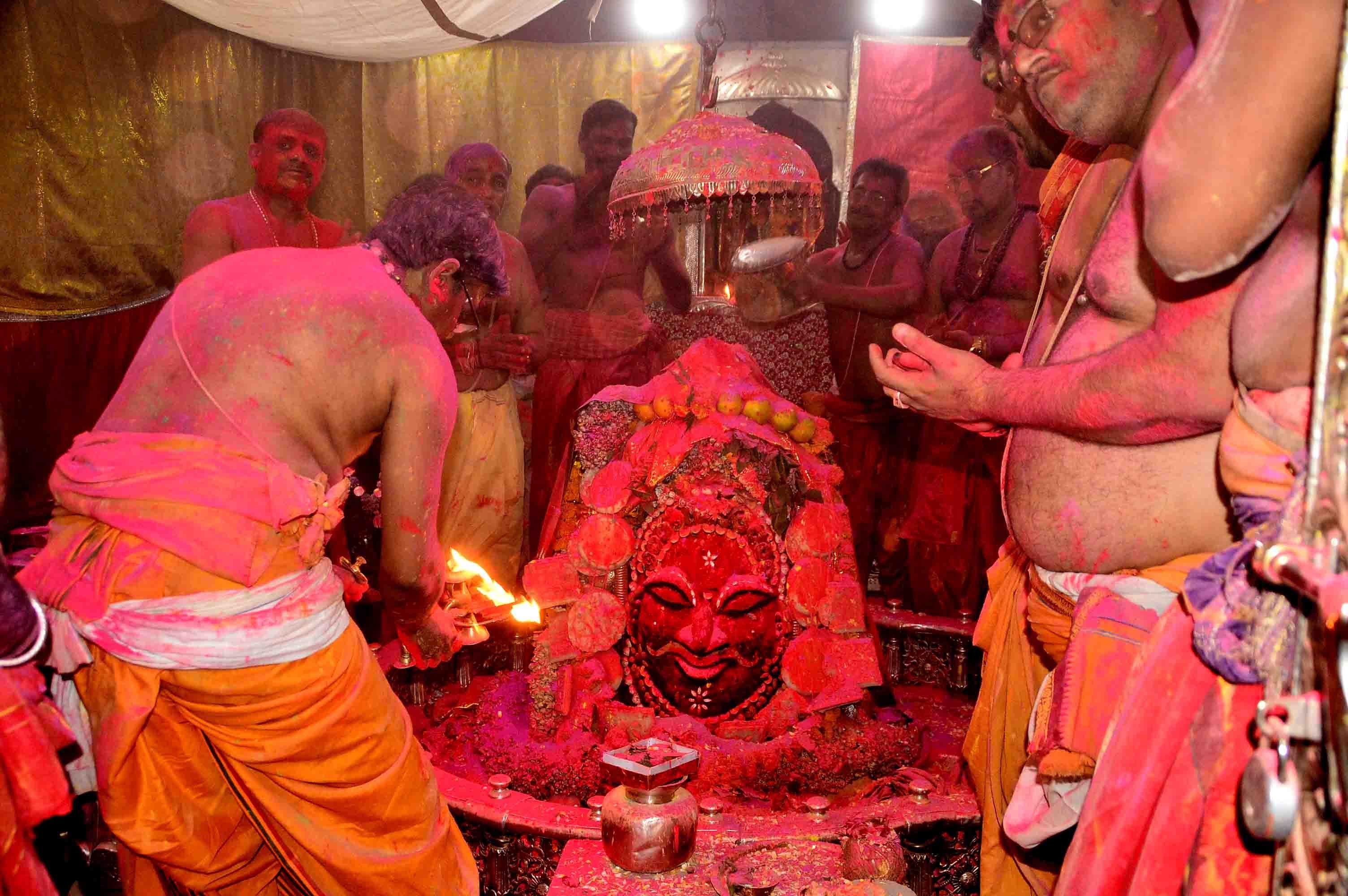 Indore, Madhya Pradesh - Holi