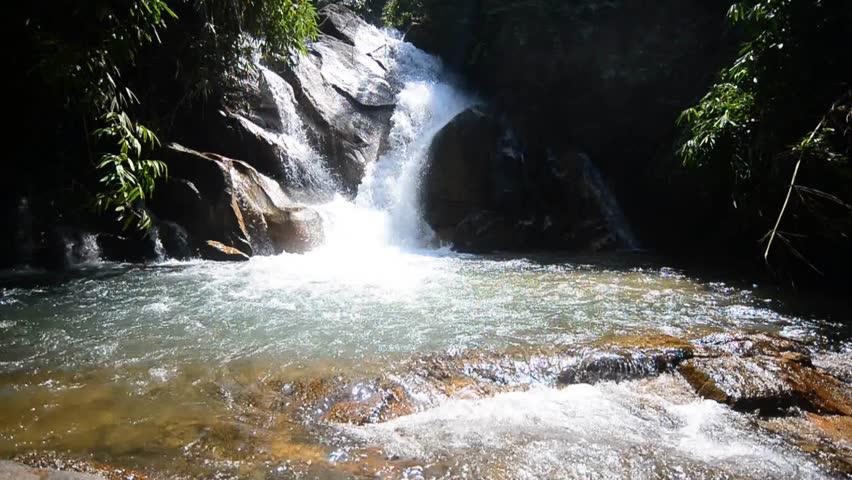 Waterfall heaven in Chantabhuri