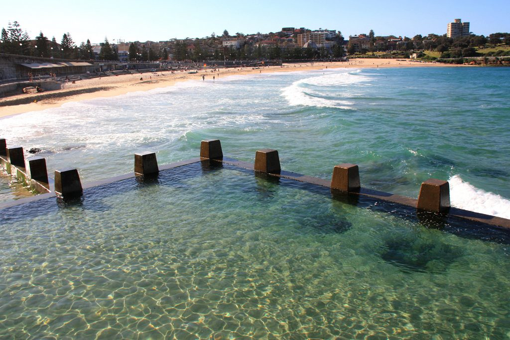 Coogee Beach Tidal Pool, Sydney