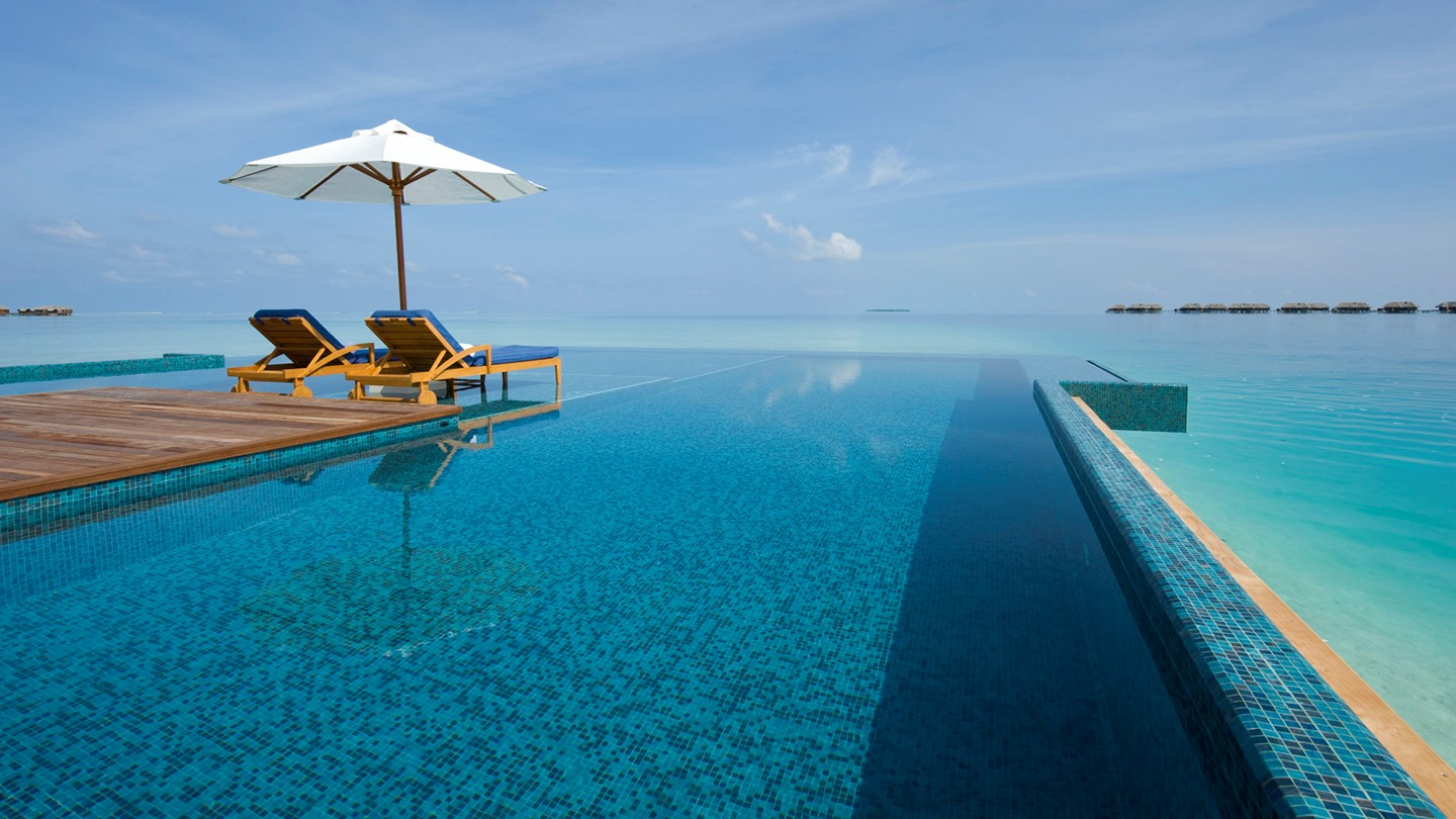 Dip in a Natural Infinity Pools - Thomas Cook India Travel Blog