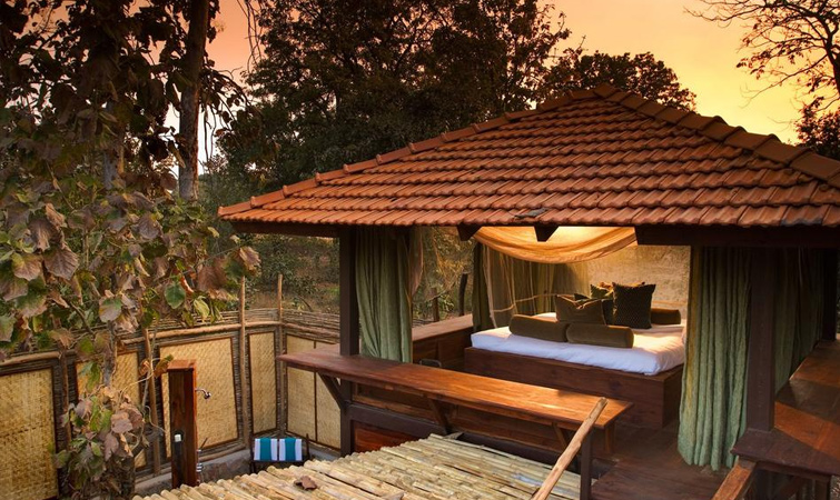 The Taj Baghvan Jungle Lodge