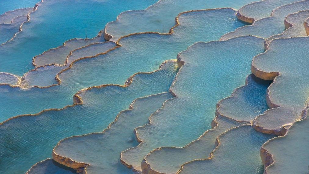 Pamukkale Pools, Turkey
