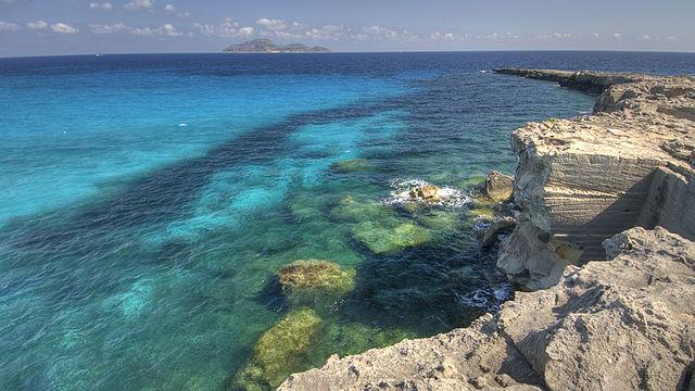Italian islands, Levenazo, Sicily